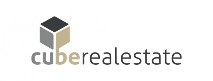 Cube Real Estate - logo